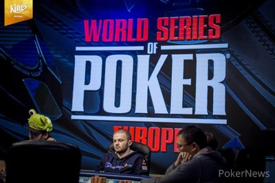 World Series of Poker Europe at King's Casino