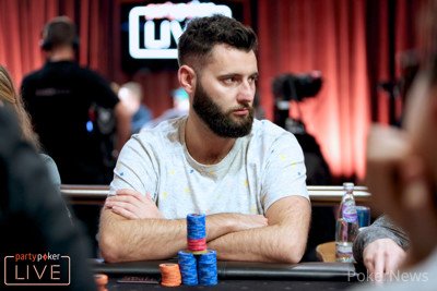 Dean Hutchison Wins Jp Poker Masters For 49 303 2020 Irish Open Online Pokernews