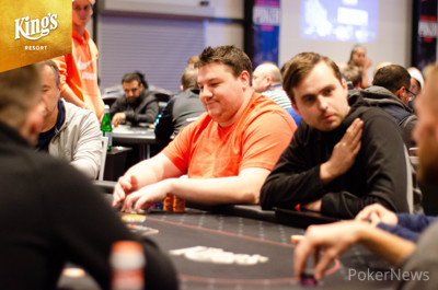 Shaun Deeb 2nd in chips after Day 1b