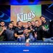 Asi Moshe - Winner of Event #2: €1,650 No-Limit Hold'em 6-Handed Deepstack
