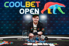 Mats Albertsen Wins the Coolbet Open Main Event for €60,510
