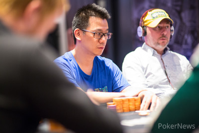 Anson Tsang tops Day 1 in Event #7