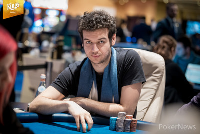 Michael Addamo Leads After Day 1