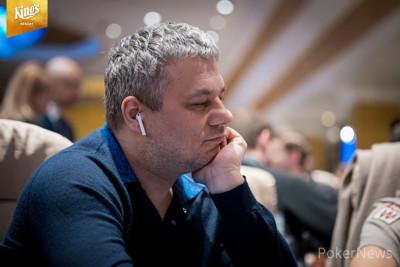 Vladimir Troyanovskiy in a previous event