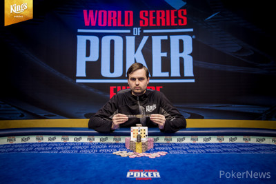 Martin Kabrhel Wins Event #9: €100,000 No-Limit Hold'em King's Super High Roller