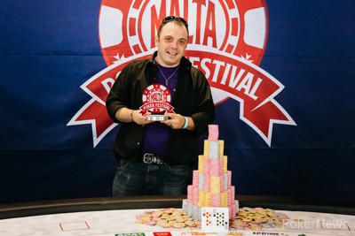 Emanuele Onnis - the 2018 MPF Grand Event Champion