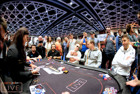 Money bubble of the $5,300 Main Event