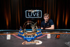 Filipe Oliveira Wins 2018 Caribbean Poker Party $5,300 Main Event ($1,500,000)