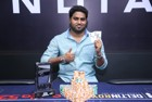 Kalyan Chakravarthy Is The New WPT India 2018 ₹100,000 High Roller Champion