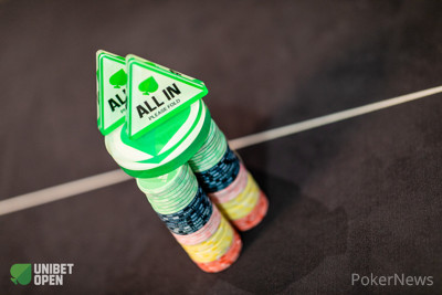 Unibet Open Chips