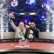 James Williams Wins the £1,100 Main Event in London