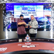 James Williams and 2017 WSOP Main Event Champion Scott Blumstein