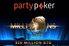 Ruivo and De Goede Chop the partypoker MILLIONS Online for $2.3 Million Each