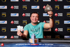 Akin Tuna Wins €10,300 No-Limit Hold'em (€125,330)