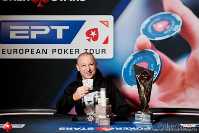 EPT National Winner Boris Mondrus