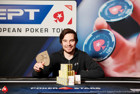 Corentin Ropert Wins €25,000 Single-Day High Roller for €277,560