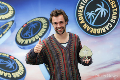 Ole Schemion Wins the 2019 PCA $1,100 National