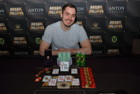 Anton Morgenstern Wins Event #24: AU$25,000 Pot Limit Omaha