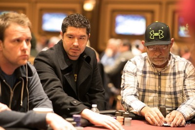 Main Event Day 1b - 2019 RunGood Poker Series Council ...