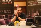 Nicholas Burris, RGPS Council Bluffs Main Event Champion