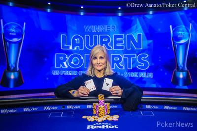 Lauren Roberts - Champion