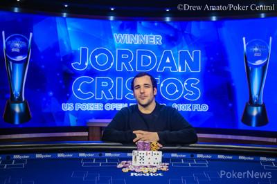 Jordan Cristos - Event #2 Champ