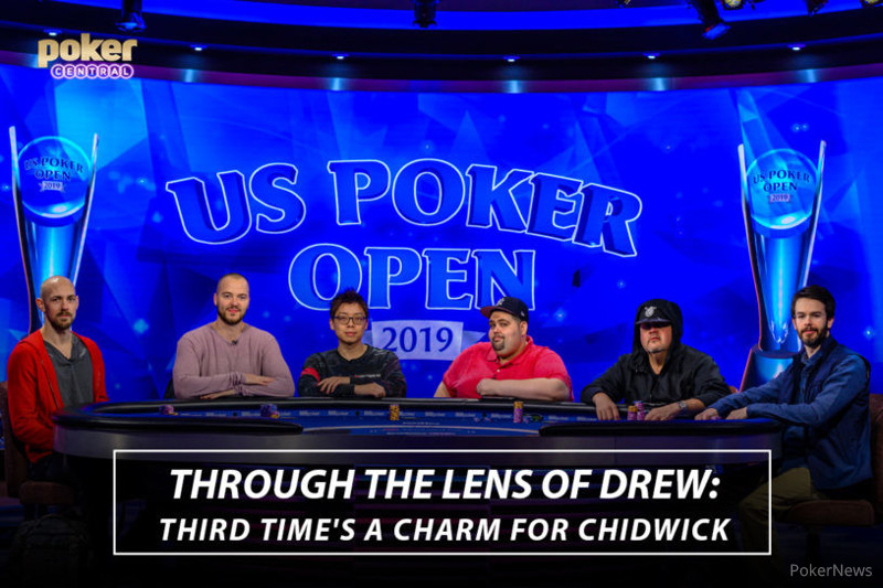 US Poker Open final table