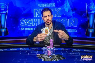 Nick Schulman - Champion