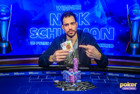 Nick Schulman Wins 2019 USPO Event #8: $25,000 8-Game Mix Championship for $270,000