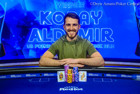 Koray Aldemir Wins 2019 USPO Event #9: $50K NLH for $738K; Sean Winter Takes Overall Points Lead