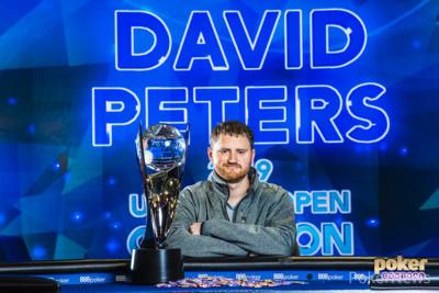 David Peters - Champion