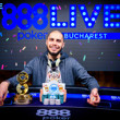 Darius Neagoe Wins 2019 888poker LIVE Bucharest Main Event