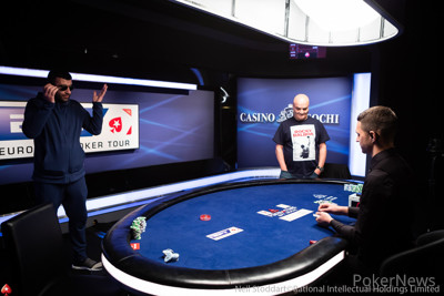 Zakhar Babaev Doubles Up
