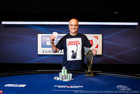 Uri Gilboa Wins EPT Sochi Main Event for ₽27,475,000 (~$420,000)