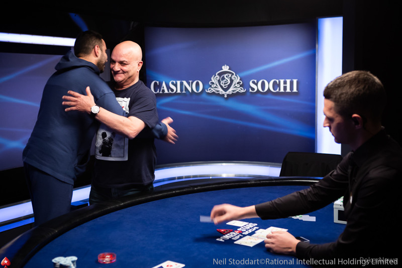 Uri Gilboa Wins EPT Sochi Main Event