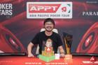 Sparrow Cheung Ships 2019 APPT PokerStars Korea Main Event ₩198,100,000 ($174,580)