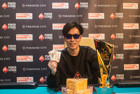 Keiji Takahashi Goes Wire-to-Wire and Wins 2019 PokerStars APPT Korea High Roller (₩143,890,000/$126,623)