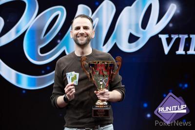 John Boriolo - Champion