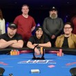 HPT The Meadows final table