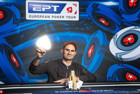 Sylvain Loosli Reigns Victorious in the €10,300 No-Limit Hold'em High Roller