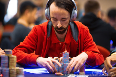Loic Dobrigna Eliminated in 6th Place (€43,100) | 2019 PokerStars