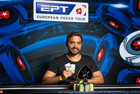 Timothy Adams Wins €25,000 Single Day High Roller for €548,030