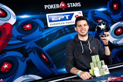 Matthias Eibinger - 2019 PokerStars and Monte-Carlo®Casino EPT€50,000 Single-Day High Roller Winner