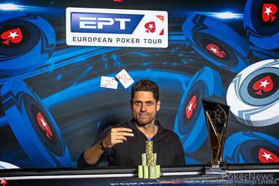 EPT High Roller Champion Benjamin Pollak