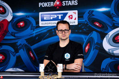 Rainer Kempe - 2019 PokerStars and Monte-Carlo®Casino EPT€25,000 No-Limit Hold'em Winner