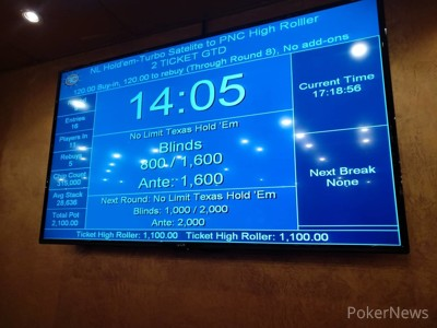 PN Cup High Roller Satellite