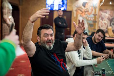 Vasileios Gkogkas