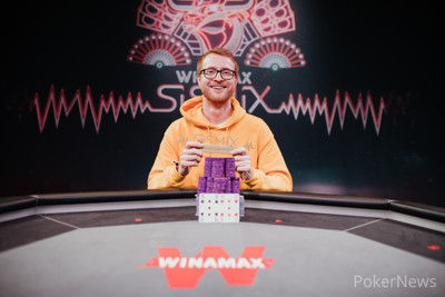 Winamax SISMIX 2019 Champion Tim Hartmann