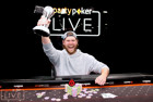 Francois Billard Wins the CA$10,300 Main Event at the 2019 partypoker LIVE MILLIONS North America
