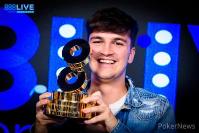 Gabriele Rossi Wins 2019 888poker LIVE Barcelona Main Event